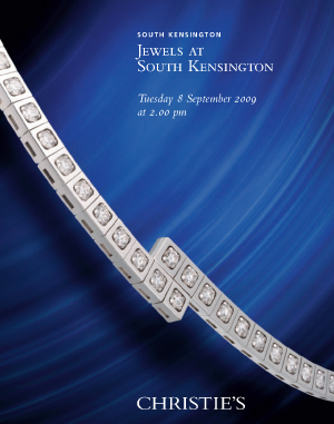 Jewels at South Kensington auction at Christies
