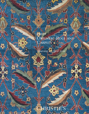 Oriental Rugs and Carpets auction at Christies