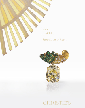 Paris Jewels auction at Christies