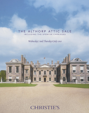 The Althorp Attic Sale - Inclu auction at Christies