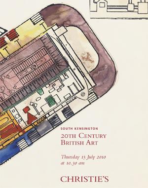 20th Century British Art auction at Christies