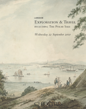 Exploration and Travel includi auction at Christies