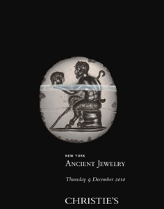 Ancient Jewelry  auction at Christies