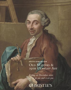 Old Masters & 19th Century Art auction at Christies