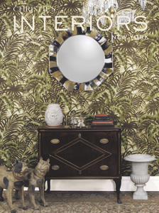 Christies Interiors auction at Christies