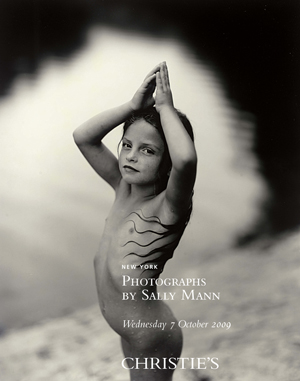 Photographs by Sally Mann from auction at Christies