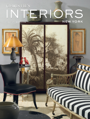 Christie's Interiors auction at Christies