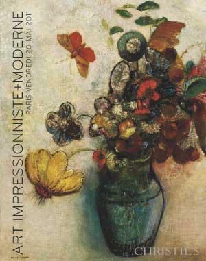 Art Impressioniste et Moderne auction at Christies