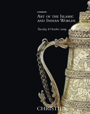 Art of the Islamic and Indian  auction at Christies