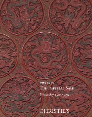 The Imperial Sale auction at Christies