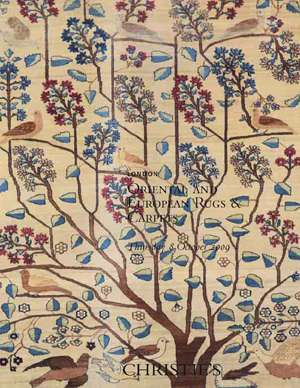 Oriental and European Rugs & C auction at Christies