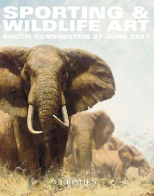 Sporting  & Wildlife Art auction at Christies