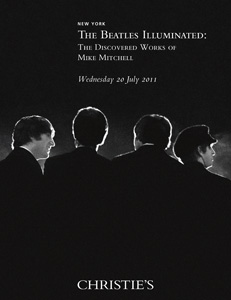 The Beatles Illuminated: The D auction at Christies
