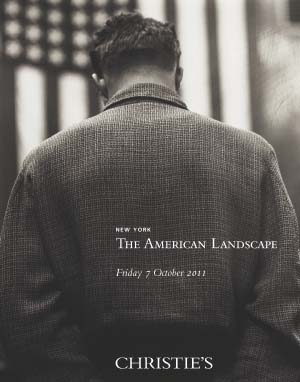 The American Landscape, Black  auction at Christies