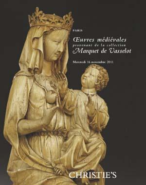 Oeuvres Médiévales provenant d auction at Christies
