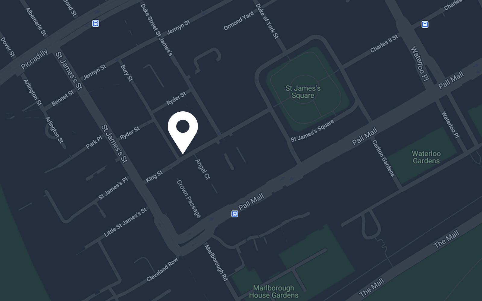 8 King Street St. James 's
