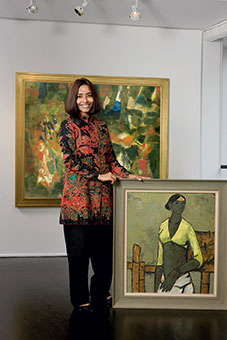 The Interview with Deepanjana Klein, Specialist in South Asian Modern and Contemporary Art, New York