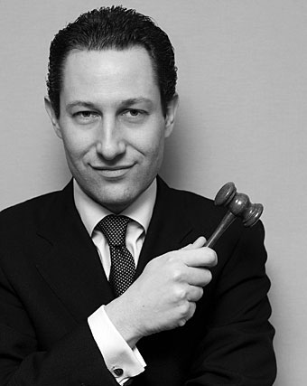 The Interview with Aurel Bacs, Specialist and International Co-Head of Watches, Geneva