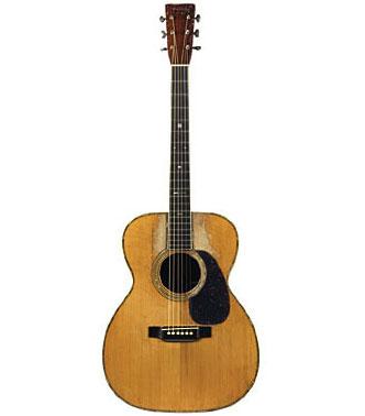 C.F. Martin and Company 000-42 Guitar