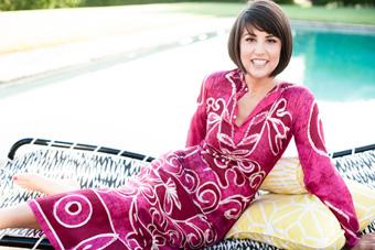 Arbiter of Style Fashion and Home Designer Trina Turk