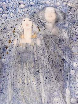 Poetic Beauty The Silver Apples of the Moon by Margaret Macdonald Mackintosh