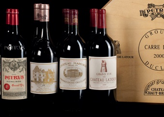 Invitation to Consign Fine Wines