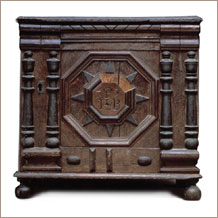 17th century  mannerist image
