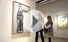 Andy Warhol's Coca-Cola Painti auction at Christies