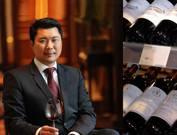 Two Minutes with Simon Tam, Head of Wine in China