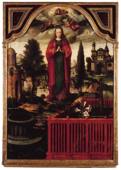 Ambrosius Benson (active 1519-