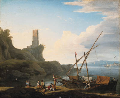 Adrian Manglard* (1695-1760)