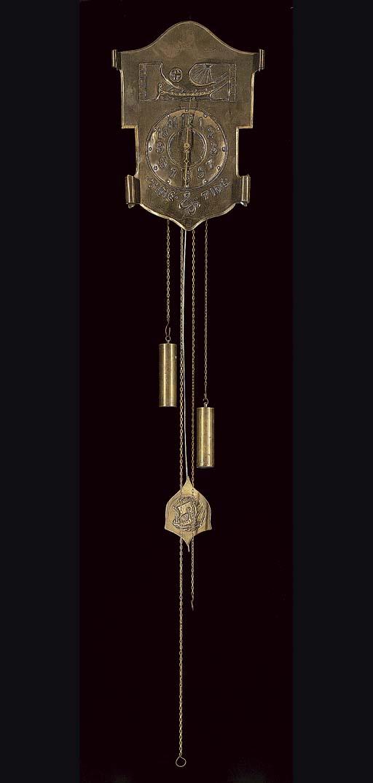 A brass-barrelled flintlock bl