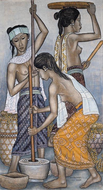 Dewa Putu Bedil (b. 1921)