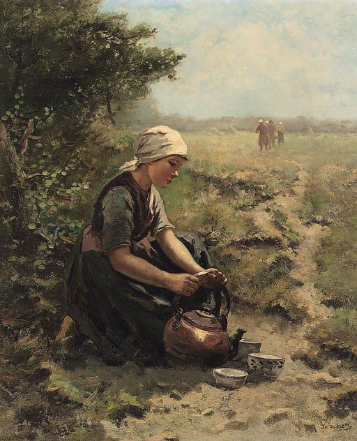 Johannes Marius ten Kate (1859-1896)