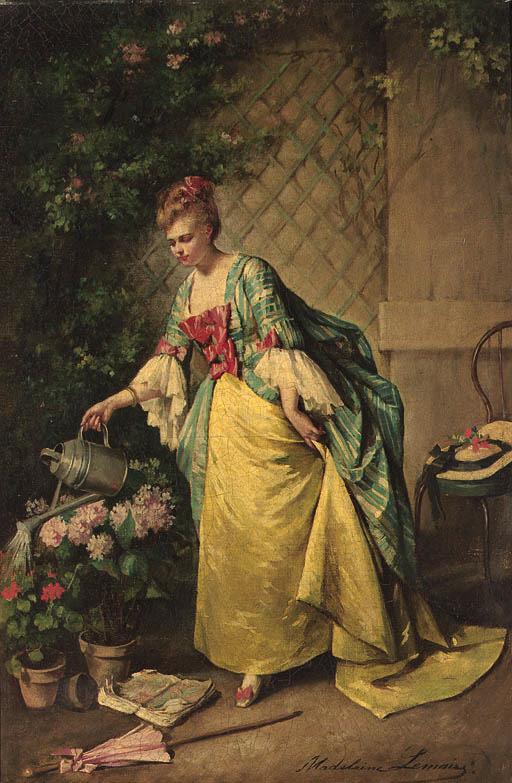 Madeleine Lemaire (1845-1928)