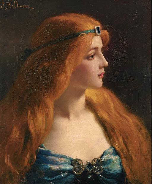 Jules-Frederic Ballavoine (1855-1901)