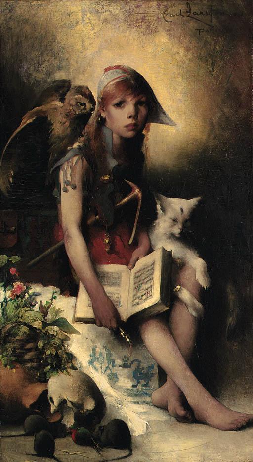 Carl Larsson (1855-1919)