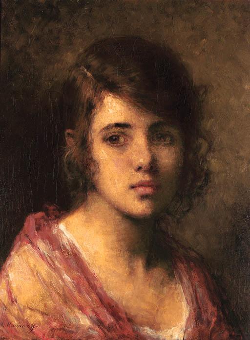 Alexis Harlamoff (1842-1922)