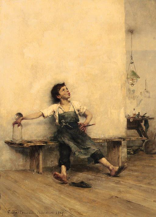 Carl Hartmann (1861-1927)