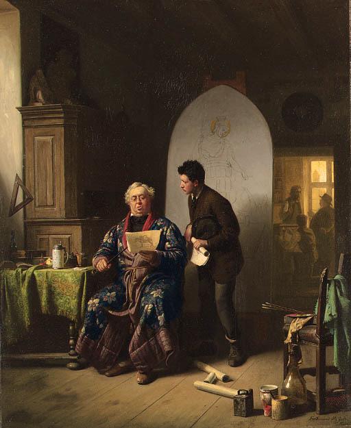 Ferdinand Meyer-Wismar (1833-1