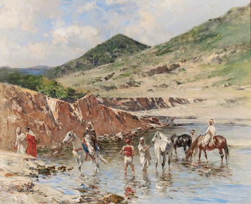 Victor-Pierre Huguet (1835-190