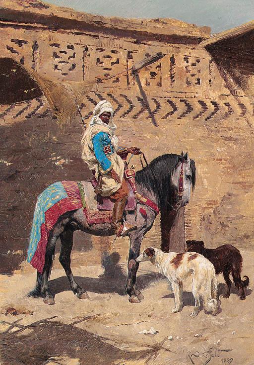 Rudolf von Ottenfeld (1856-191