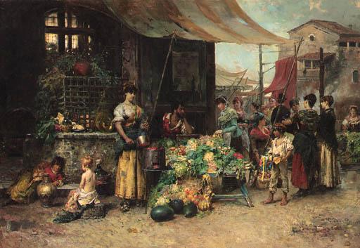 Cesare Auguste Detti (1847-191