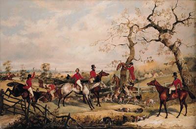 Henry Alken, Sen. (1785-1851)