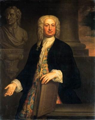 James Fellowes (fl. 1719-1751)