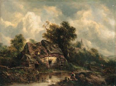 Richard Hilder (fl. 1836-1851)