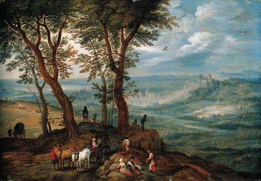 Pieter Gysels (1621-1691)