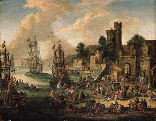 Pieter Casteels II (c. 1650-af