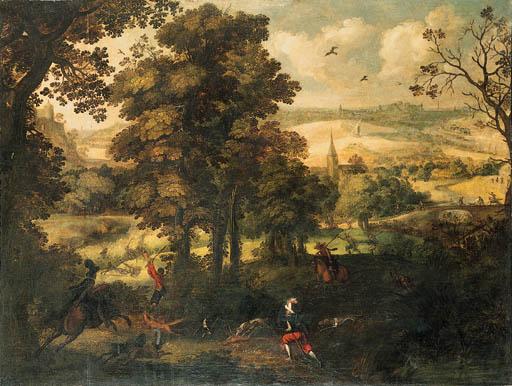 Frederick van Valckenborch (c.
