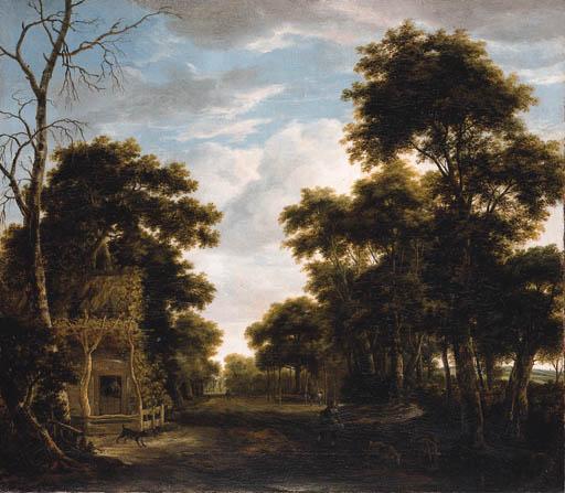 Anthonie Waterloo (c. 1609-169